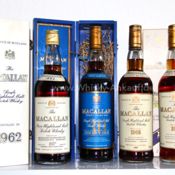 Macallan 30 | Whisky Ankauf