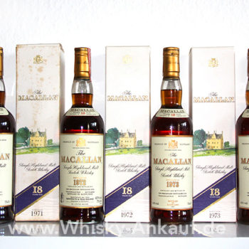 Macallan 1973 | Whisky Ankauf