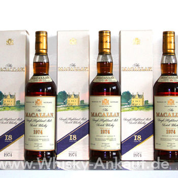 Macallan 1974 | Whisky Ankauf