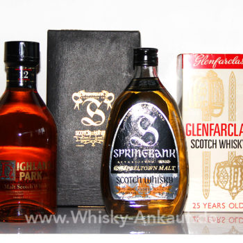Springbank 25 Years Old | Whisky Ankauf