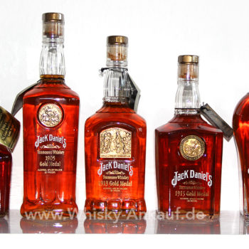 Jack Daniels Gold Medal | Whisky Ankauf