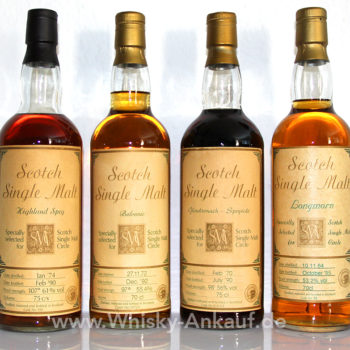 Single Malt Circle 1964 | Whisky Ankauf