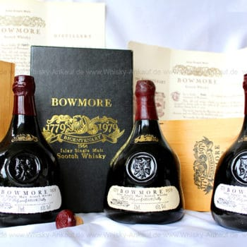 Bowmore 1964 Bicentenary Whisky