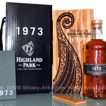 Highland Park 1973 | Whisky Ankauf