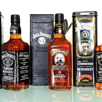 Jack Daniels Master Distiller 1866-1911 | Whisky Ankauf