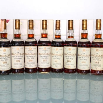 Macallan 1978 1977 1976 | Whisky Ankauf