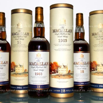 Macallan 1983 | Whisky Ankauf