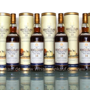 Macallan 1984-1985 | Whisky Ankauf