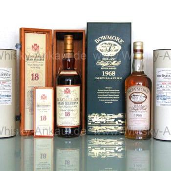 Macallan Gran Reserva 1979 | Whisky Ankauf