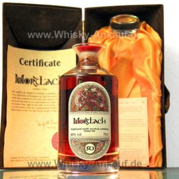 Mortlach 1942 50yo | Whisky Ankauf