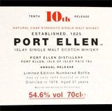 Port Ellen | Whisky Ankauf