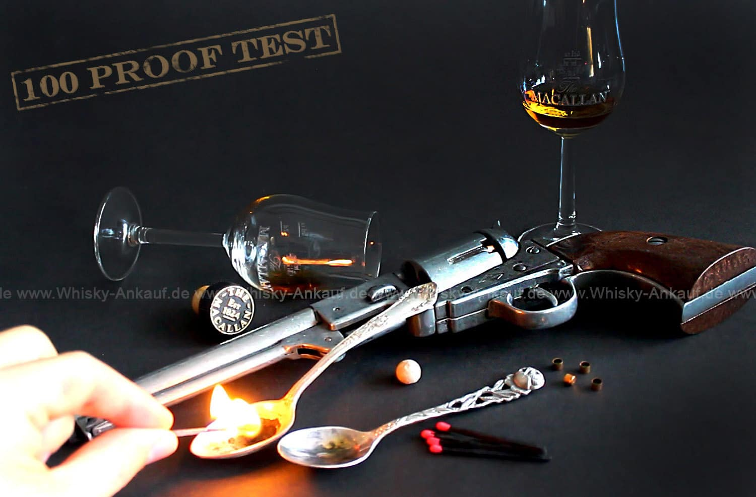 Proof Test | Whisky Ankauf