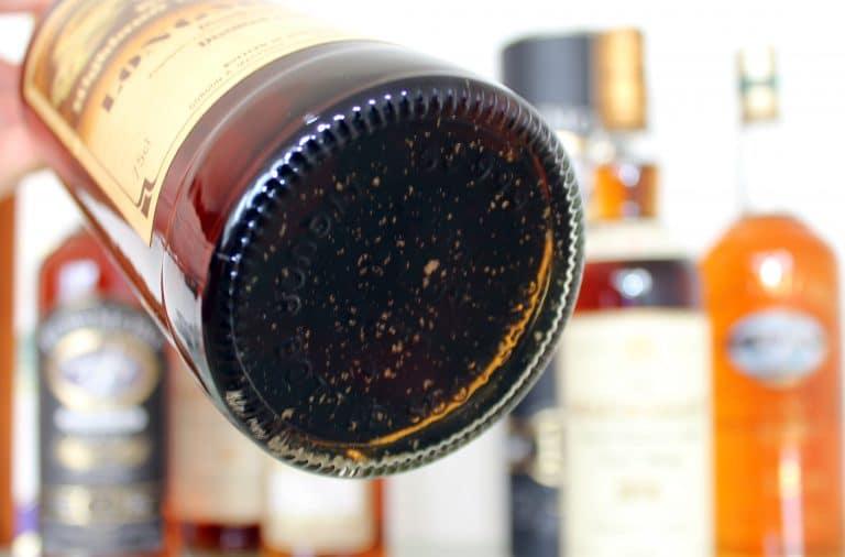 Bodensatz Beispiel Whisky Ankauf