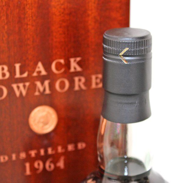 Black Bowmore 1964 42 Years Old capsule