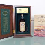 Bowmore 1957 38 Years Old box