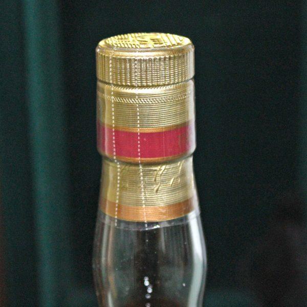 Bowmore 1957 38 Years Old capsule 1