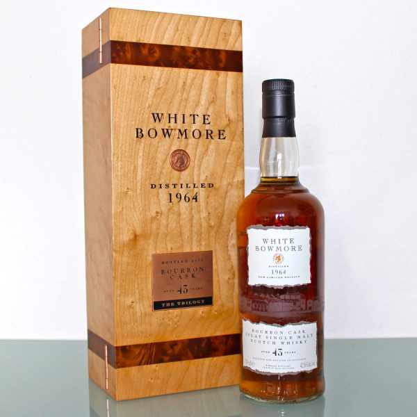 White Bowmore 1964 43 Years The Trilogy