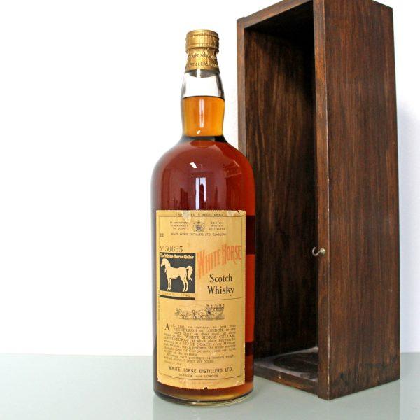 White Horse Distillers 4 5 vergleich spring cap