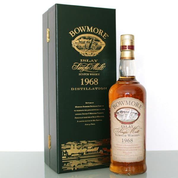 Bowmore 1968 32 Years Old