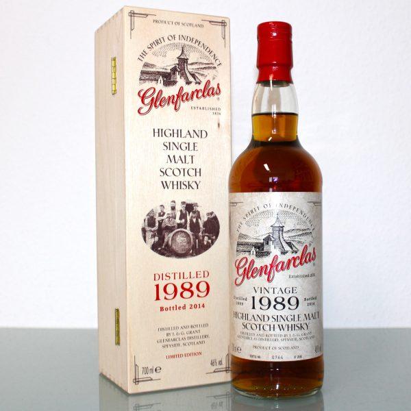 Glenfarclas 1989 25 Years Old
