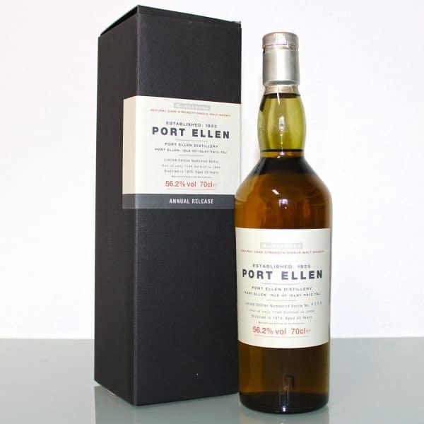 Port Ellen 1978 25 Years 4th release