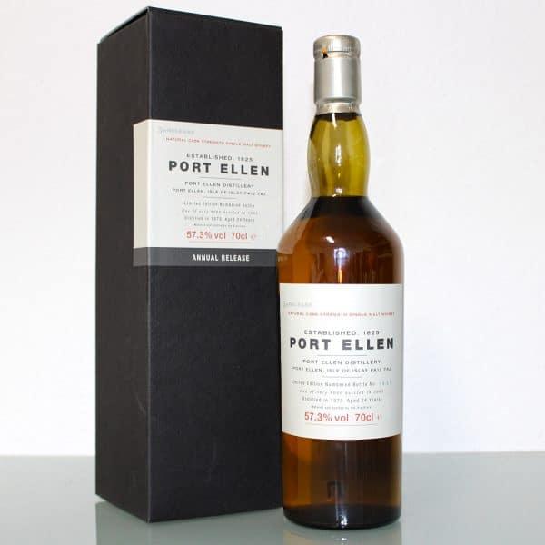 Port Ellen 1979 24 Years 3rd release