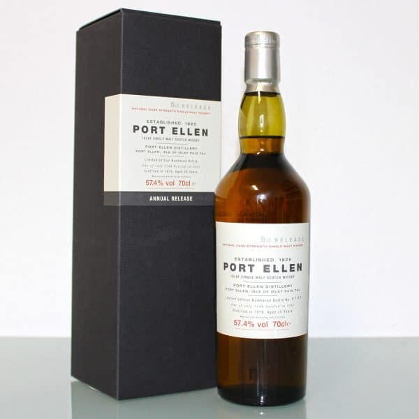 Port Ellen 1979 25 Years Old 5th release