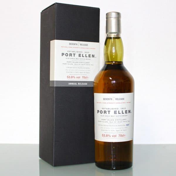 Port Ellen 1979 28 Years Old 7th release