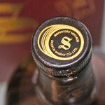 Ardbeg 1967 30 Years Old Signatory Vintage capsule top