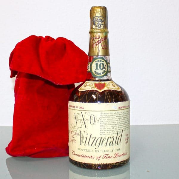 Very Xtra Old Fitzgerald 1956 10 Years Old