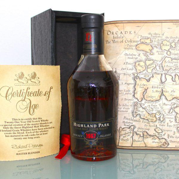 Highland Park 1967 Whisky